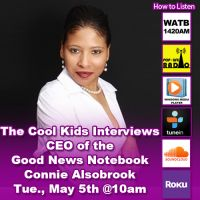 The Cool Kids Interview Connie Alsobrook
