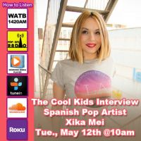 The Cool Kids Interview Xika Mei