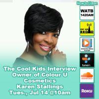 The Cool Kids Interview Karen Stallings