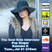 The Cool Kids Interview Kanisha K