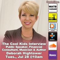 The Cool Kids Interview Deborah Hightower