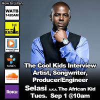 The Cool Kids Interview Selasi