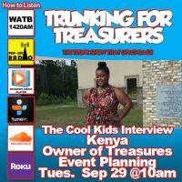 The Cool Kids Interview Kenya & Carter