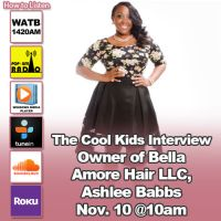 The Cool Kids Interview Ashlee Babbs