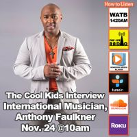 The Cool Kids Interview Anthony Faulkner