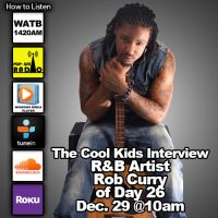 The Cool Kids Interview Rob Curry