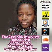 The Cool Kids Interview Monique Allison