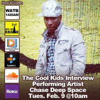 The Cool Kids Interview Chase Deep Space