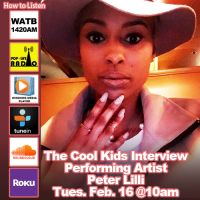 The Cool Kids Interview Peter Lilli