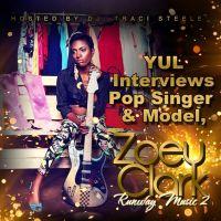 YUL Interview Model and Pop Artist, Zoey Clarke