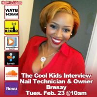 The Cool Kids Interview Bresay Nails