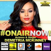 The Cool Kids Interview Demetria McKinney