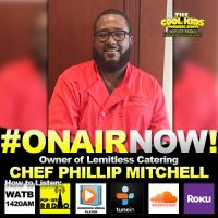 The Cool Kids Interview Chef Phillip