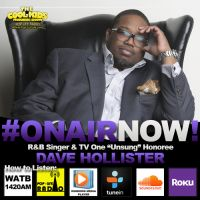 The Cool Kids Interview Dave Hollister