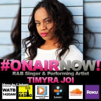 The Cool Kids Interview Timyra Joi