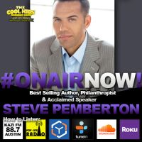"The Cool Kids Interview Author of ""A Chance In The World"", Steve Pemberton"