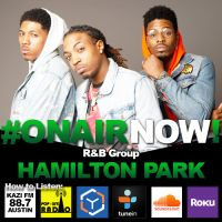 The Cool Kids Interview R&B Group, Hamilton Park