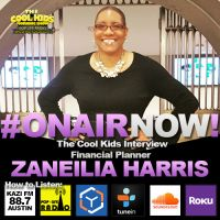 The Cool Kids Interview Zaneilia Harris