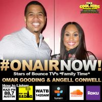 Harmony & Zione Interview Omar Gooding & Angell Conwell