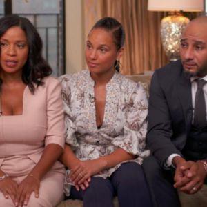 How Alicia Keys, Swizz Beatz and Mashonda Tifrere became successful co-parents