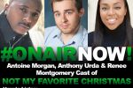 "Jalohn Interviews the cast of ""Not My Favorite Christmas"""