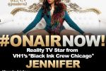 "Harmony Love interviews Jenn from VH1's ""Black Ink Crew Chicago"""