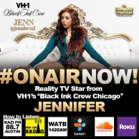 "Harmony Love interviews Jenn from VH1's ""Black Ink Crew Chicago"""