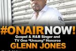 "Terri TV Interviews Gospel and R&B singer and TV One ""Unsung"" Honoree, Glenn Jones"