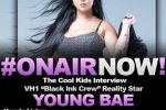 "Harmony Love Interviews VH1 ""Black Ink Crew"" Tattoo Artist, Young Bae"
