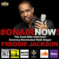The Cool Kids Interview Grammy-Nominated R&B Singer, Freddie Jackson