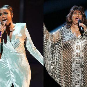 Past American Idol Contestant Jennifer Hudson plays Aretha Franklin Fall 2020
