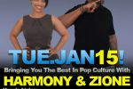 05 Harmony & Zione Bringing You The Best In Pop Culture!