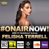 The Cool Kids Interview Actress, Felisha Terrell