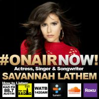 """Harmony Love Interviews Actress, Savannah Lathem as we discuss her film """"Hell On The Border"""""""