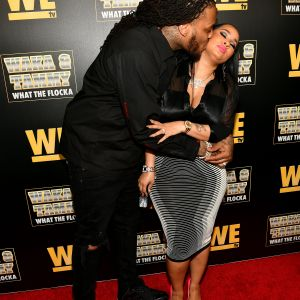 "Tammy and Waka have a new show on WEtv, ""Waka & Tammy: What The Flocka"" [LAUNCH PARTY PHOTOS]"