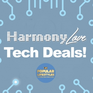 Harmony Love's Tech Deals for The Holidays