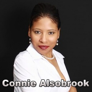 Past Guest Councilwoman Connie Alsobrook is making history!