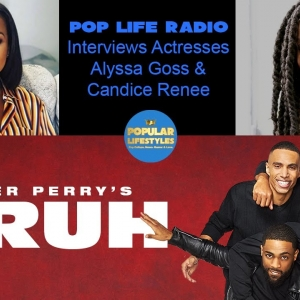 "Check out our interview with Candice Renee & Alyssa Goss from Tyler Perry's ""Bruh"" on BET+"