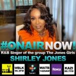 Harmony Love Interviews R&B Singer, Shirley Jones