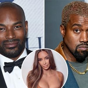 Naw...Tyson Beckford says him and Kim Kardashian did hook up!
