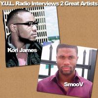Y.U.L. Interviews Singer & Songwriter Kori James and R&B Sensation SmooV
