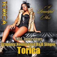 Grammy Nominated R&B Singer, Torica