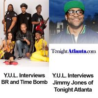 BR and Time Bomb and Tonight Atlanta