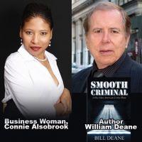 Connie Alsobrook and William Deane