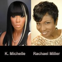 K. Michelle and Rachael Miller