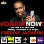 The Cool Kids Interview Grammy-Nominated R&B Singer, Freddie Jackson