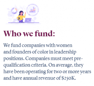 Who We Fund - EnrichHer