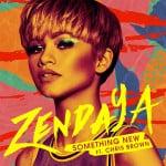 zendaya-chris-brown something new